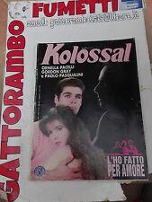 Fotoromanzo Kolossal N.281 - Ed.Lancio buono