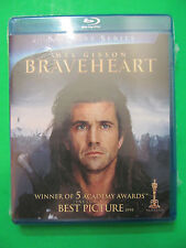 Braveheart (Blu-ray Disc, 2009, Canadian; Sapphire Series; French)