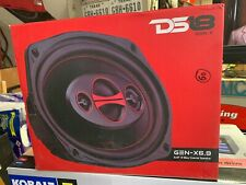 Ds18 Gen-X6.9 6x9 inch 4-Way Coaxial Speakers - Black
