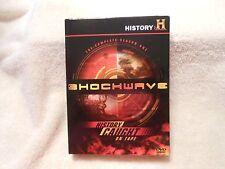 Shockwave - The Complete Season 1 (DVD, 2008, 4-Disc Set)**PLAYS 100%** GENUINE