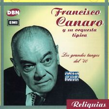 Francisco Canaro - Los Grandes Tangos Del 40 [New CD]
