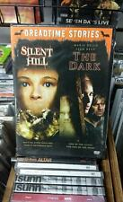 Silent Hill/The Dark DREADTIME STORIES DOUBLE FEATURE  NEW  FREE SHIPPING