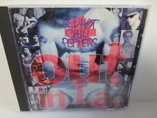 RED HOT CHILI PEPPERS ~ OUT IN L. A. ~ 1994 EMI ~ LIKE NEW CD