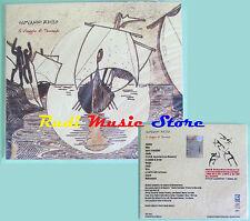 CD GIOVANNI RUSSO Il viaggio di tauma DIGIPACK SIGILLATO 2004 (Xi1) no lp mc dvd
