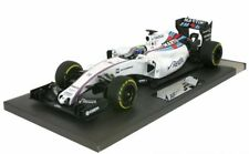 Minichamps 1/18 Felipe Massa Williams F1 Martini Mercedes Fw37 2015 L.edition