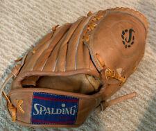 Spalding 42-3421 Carl Yastrzemski Triple Crown Baseball Glove RHT - Very Nice