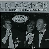 The Rat Pack - Live And Swingin' (The Ultimate Rat Pack Collection/+DVD, 2003)