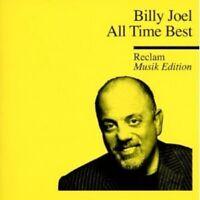 BILLY JOEL - ALL TIME BEST-RECLAM MUSIK EDITION CD 18 TRACKS NEU