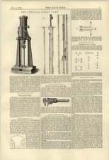 1884 Vertical Deane Pump Turner Marples Shifting Spanner