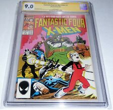 Fantastic Four vs. the X-Men #3 CGC SS Signature Autograph STAN LEE Signed Comic