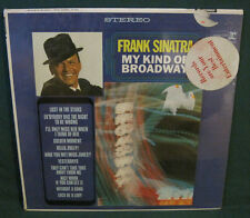 Frank Sinatra My Kind Of Broadway LP Reprise FS-1015 SEALED Original WOW