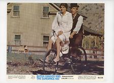 Butch Cassidy & Sundance Kid Orig Color Movie Still 8x10 Light Crease 1969 18560