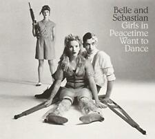 Belle And Sebastian - Girls In Peacetime Want To Dance (NEW CD)