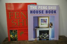 Feng Shui Encyclopedia & Feng Shui House Book Home Decorating Books Lot of 2
