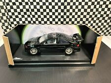 Racing Champions 1995 Honda Civic -The Fast and the Furious- Black - 1:18 Boxed
