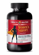 Boost Mood & Energy Capsules - Women's Support Complex 1256mg - Chasteberry  1B
