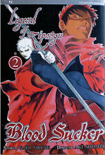 manga J-POP BLOOD SUCKER - LEGEND OF ZIPANGU numero 2