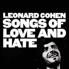 Leonard Cohen - Songs Of Love And Hate 180g vinyl LP NEW/SEALED