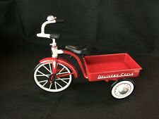 Hallmark Kiddie Car Cruisers - Delivery Cycle - Mint in near mint box