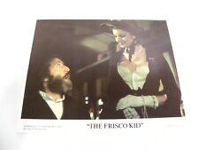 """Vintage Original """"The Frisco Kid"""" Movie Lobby Card (A2)"""