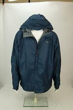 Nike ACG Storm Fit Men's Long Sleeve Full Zip Hooded Jacket Navy Blue L