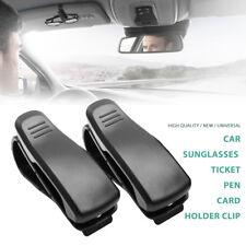 Auto Kit Brillenhalter Sonnenbrille Ticket Clip Halter Klammer Brille Clip