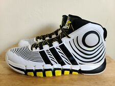 Adidas D HOWARD 4 Tech Fit Sprint Web Basketball Sneakers Q33297 Men's Size 12