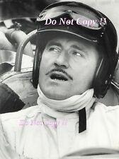 Graham Hill Lotus fotografía de retrato F1 2