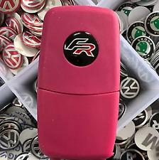 2 x Seat FR Car Key Fob Remote Badge Logo Leon Ibiza Arosa Cupra Altea