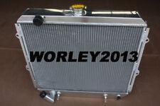 3 row aluminum radiator for Mitsubishi Pajero NH NJ NL NK 3.5L V6 Petrol 94-00