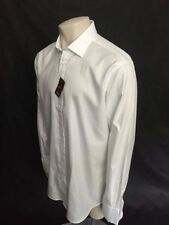 T.M.Lewin Cotton Single Cuff Regular Formal Shirts for Men