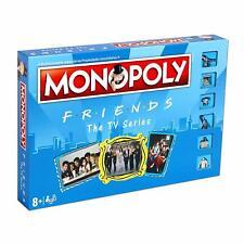 Hasbro 12135. Juego de mesa Monopoly Friends. Más de 8 años. De 2 a 6 jugadores