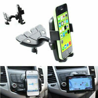 CD Slot Mobile Phone Holder for Car Universal Stand Cradle Mount GPS iPhone UK