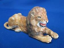 Halcyon Days Wildlife Collection Lion Figure By Wedgwood