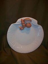 *Imperfect* Vintage 1976 Fitz & Floyd Seashell Plate