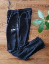 Nike Athletic Training Running Basketball Pants Boys Size Xl Black Euc
