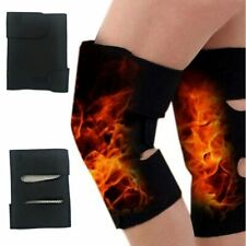 Knee Heat Therapy Support Belt Self Heating Tourmaline Magnetic Wrap Brace Pain