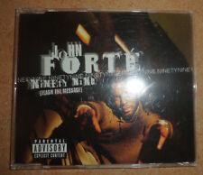 John Forte - Ninety Nine (Maxi CD)