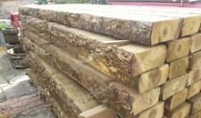 More details for pallet of 63 x rustic railway garden sleepers 1.2m x 150mm x 100mm, cheap
