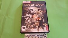 LEGENDARY / ATARI / PC DVD-ROM  / COMPLET