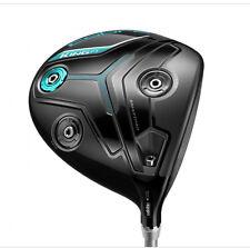 Cobra Golf Women's F7 Driver - Black/Teal - Ladies Flex (11-14º) - NEW