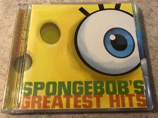 SpongeBob's Greatest Hits by SpongeBob Squarepants (CD, Apr-2009, Sony Music...