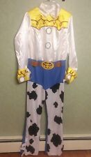 Jessie Cowgirl Toy Story 4 Costume Adult Medium 8-10 Dress up  Cos Play