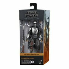 Star Wars The Black Series The Mandalorian (Beskar)  précommande