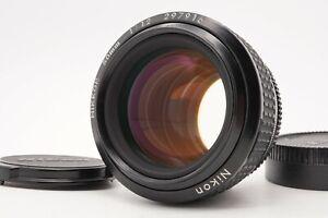 [Near MINT CLA'd] Nikon Nikkor Ai-s Ais 50mm f/1.2 Prime MF Lens From Japan