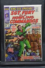 Sgt Fury and His Howling Commandos King Size Special Annual #5 Marvel 1969 4.5