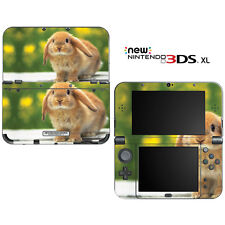 Cute Bunny Rabbit for New Nintendo 3DS XL Skin Decal Cover