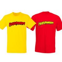 Hulkamania Hulk Hogan T-Shirt All Sizes BEST ON EBAY!