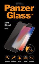 PanzerGlass PRIVACY für Apple iPhone X Kratzfest Displayschutzglasfolie BRANDNEU