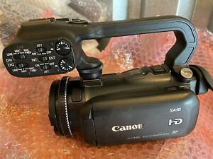 Canon XA10 Professional Camcorder USED